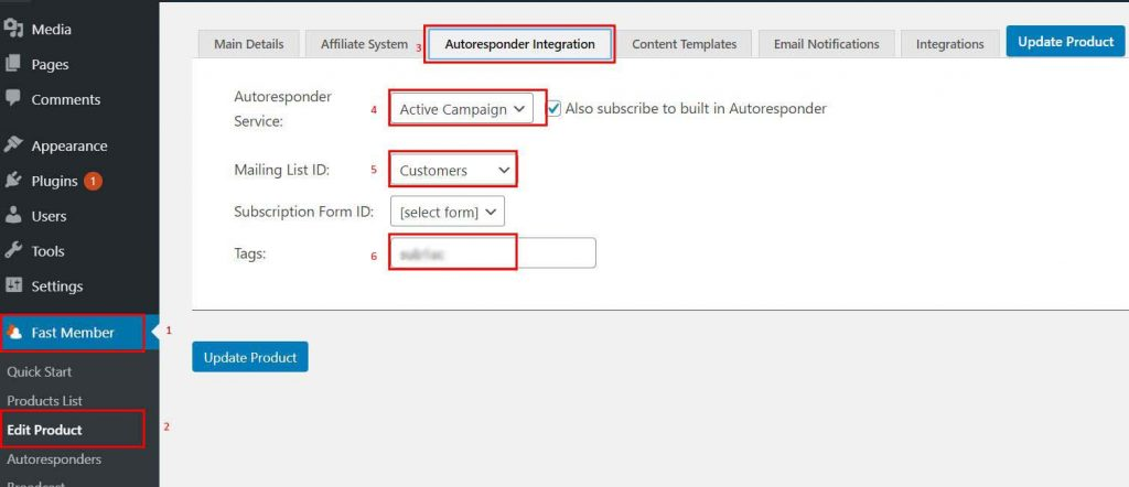 4 Fast Flow Active Campaign Autoresponder Fast Member